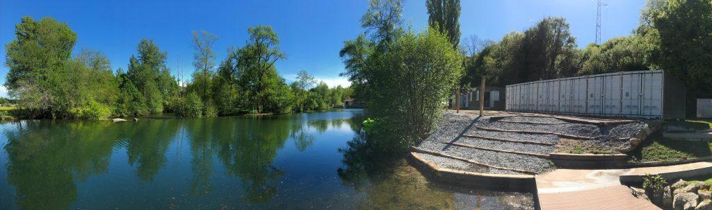 Canoë Kayak Ruffec Rejallant Charente