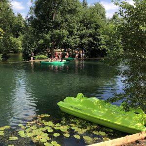 rentals  canoë kayak stand up paddle Pedalo Ruffec Rejallant Charente